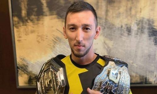 «Шавкат Рахмонов как боец не достиг своего пика». Менеджер первого казахстанца в UFC реально оценил его перспективы