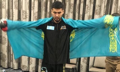 «Уже стар для бокса». Казахстанец из Top Rank рассказал о нокауте мексиканца с 42 победами