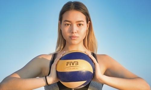 Как Дейнерис Таргариен. Волейболистка из Казахстана покорила своей красотой Вьетнам. Фото
