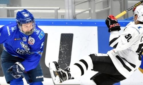 «Снежные Барсы» обыграли «Кузнецких Медведей» на старте турнира в Новосибирске