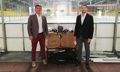 В Уральске может появиться хоккейная команда