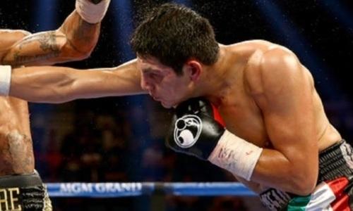Экс-чемпион WBC убойным хуком справа нокаутировал мексиканца с 21 победой. Видео