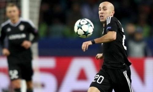 Футболист «Астаны» удален в матче с фиаско своего клуба в Лиге Чемпионов