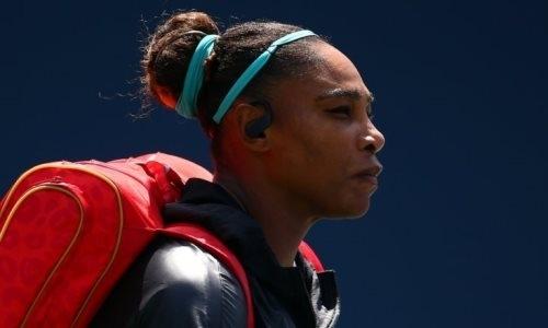 «Я не смогу». Серена Уильямс отказалась играть с Зариной Дияс на турнире в США