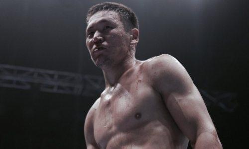 Стала известна дата следующего боя непобежденного казахстанского боксера