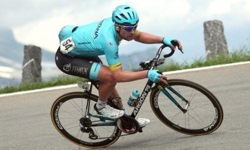 Груздев — 49-й на третьем этапе «БинкБанк Тура»