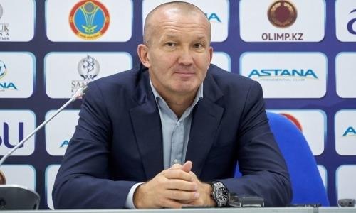 Григорчук рассказал о матче с «Валлеттой» и шансах «Астаны» выйти в группу ЛЕ
