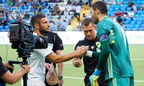 Прямая трансляция ответного матча «Астаны» с «Валлеттой» в Лиге Европы