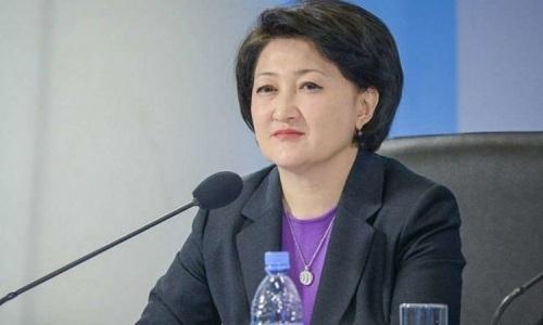 Министр культуры и спорта Казахстана пообещала принять участие в следующей Олимпиаде