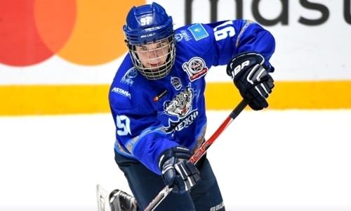 «Снежные Барсы» одержали вторую победу на турнире Белосохова в Новосибирске