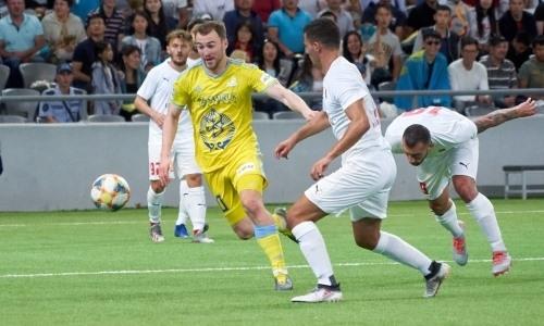 Появилась дополнительная информация о трансляции матча «Валлетта» — «Астана»
