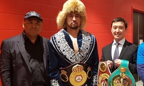 Небитые нокаутеры из Казахстана приблизились к ТОП-50 мирового рейтинга после побед в титульных боях