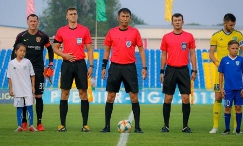 Назначения судей и инспекторов на матчи 23-го тура Премьер-Лиги