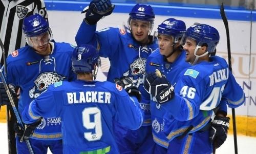 «Шаги вперед». «Барысу» предсказали рекордное выступление в новом сезоне КХЛ