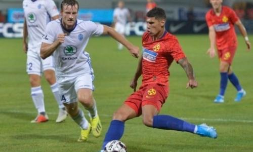 Обидчик «Ордабасы» пропустил гол на 91-й минуте и вылетел из Лиги Европы