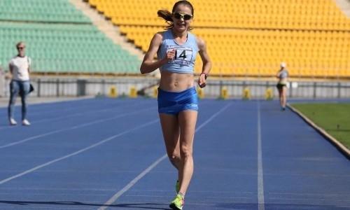 Три казахстанских легкоатлета выступят на турнире в Беларуси
