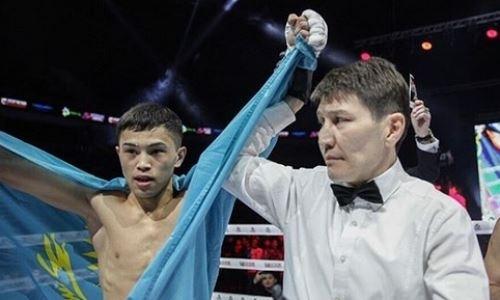 Казахстанский чемпион WBC сразится с небитым американцем в андеркарде у Тайсона Фьюри