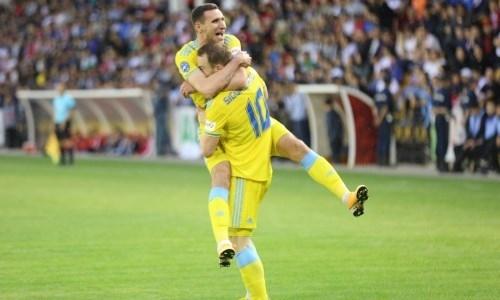 Казахстан обошел Францию в рейтинге сезона еврокубков после победы «Астаны»