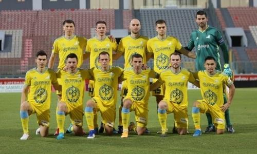 Казахстан не изменил свое положение в рейтинге коэффициентов УЕФА, несмотря на рекордную победу «Астаны»
