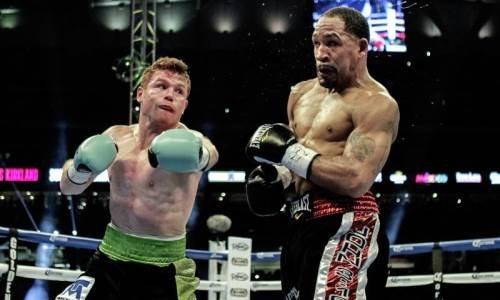 Несостоявшийся соперник Каната Ислама вернется на ринг после четырехлетнего простоя и нокаута от «Канело»