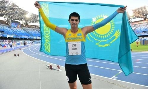 Казахстанский легкоатлет взял «серебро» на крупном турнире в Польше