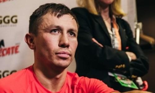 Появилась информация о вероятном срыве боя Головкина с Деревянченко