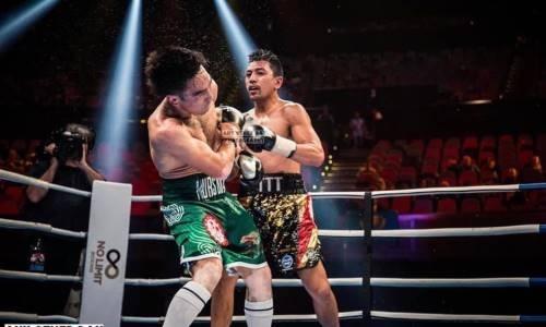 «Считаю, что я победил». Проигравший казахстанцу боксер хочет отомстить за первое поражение в карьере