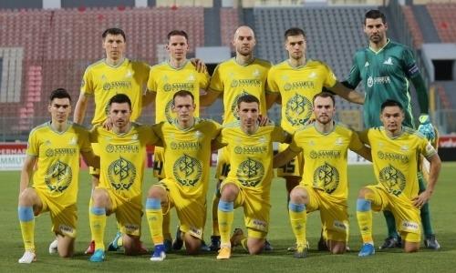 Сколько уже заработала «Астана» в этом сезоне еврокубков