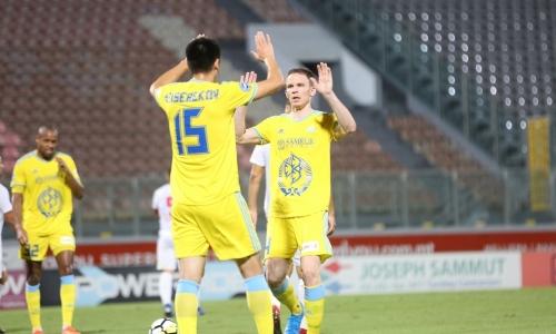 «Это сыграет напользу БАТЭ». «Астана» рискует остаться без группового этапа Лиги Европы