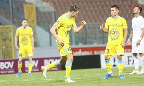 Стало известно, на сколько «Астана» дороже соперника поплей-офф Лиги Европы