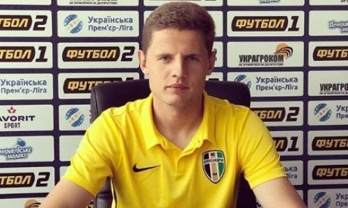 Футболист клуба КПЛ перешел в стан участника группового этапа Лиги Европы