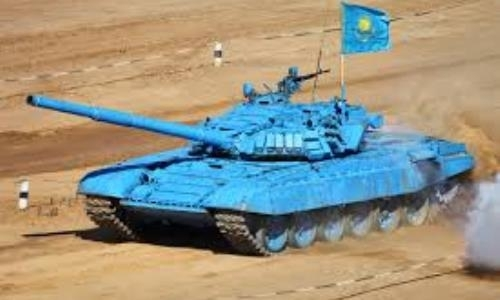 Казахстанские танкисты выиграли «бронзу» на АрМИ-2019