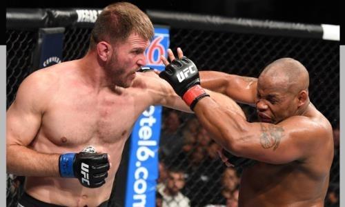 Видео убийственного нокаута, или Как Миочич забил Кормье в реванше и забрал титул чемпиона UFC