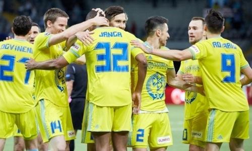 Назван победитель противостояния «Астана» — БАТЭ за выход в группу Лиги Европы