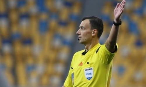 Стали известны судьи матча «Астана» — БАТЭ за выход в группу Лиги Европы