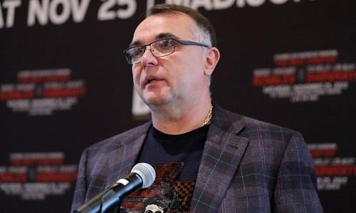 Менеджер Ломаченко и Ковалева назвал будущего чемпиона мира из Казахстана