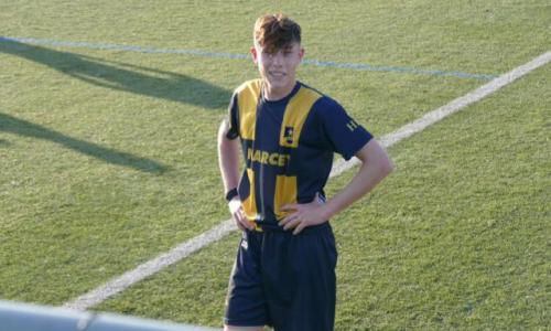 Игрок из футбольной академии Барселоны вызван в сборную Казахстана