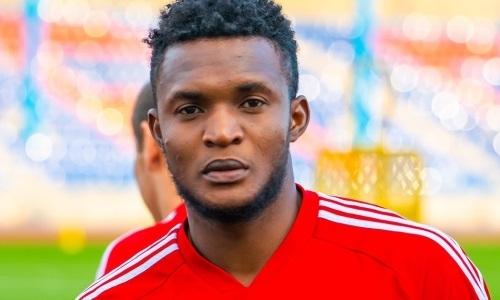 Африканский нападающий «Кайсара» не сыграет против «Жетысу»