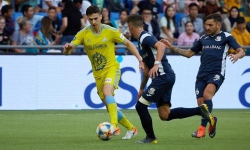 Футболист «Астаны» должен сыграть против сборной Испании