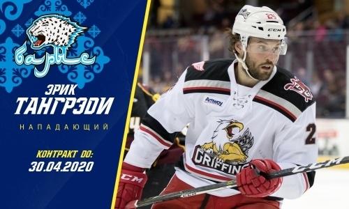 Горячие новости. «Барыс» объявил о подписании звездного новичка из НХЛ