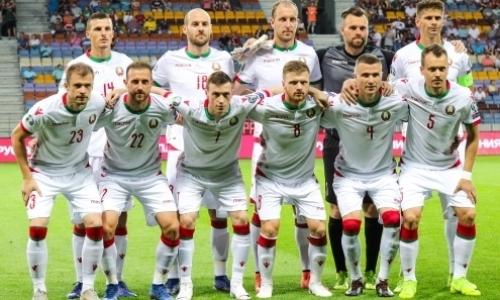 Игроки КПЛ вошли в расширенный список сборной Беларуси на сентябрьские матчи