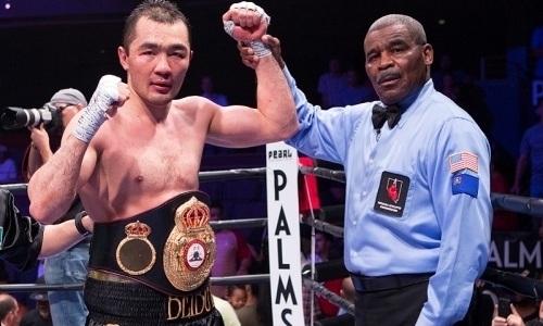 WBA поздравила «чемпиона в отпуске» из Казахстана