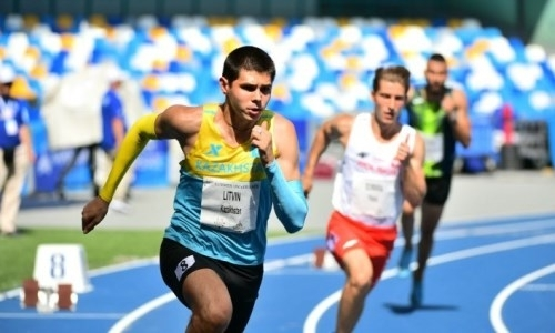 Казахстанский легкоатлет выиграл международный турнир в Люксембурге