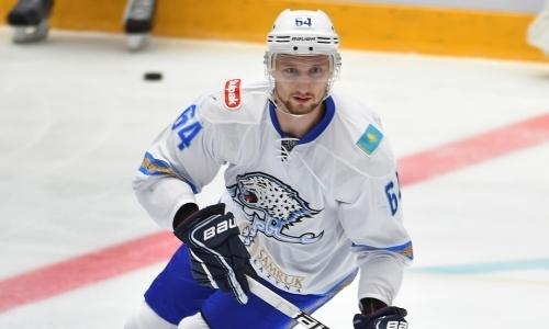«Самый яркий». КХЛ назвала лучшего игрока «Барыса» на турнире в Швейцарии
