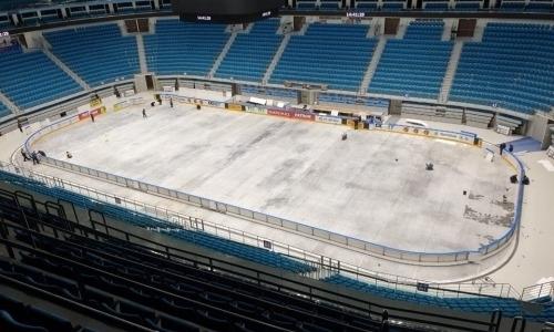 Лига «Барыса» сделала заявление по использованию трёх размеров площадки в новом сезоне