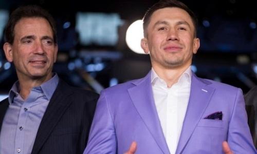 Промоутер Головкина назвал его главную цель в поединке с Деревянченко. И это не титул