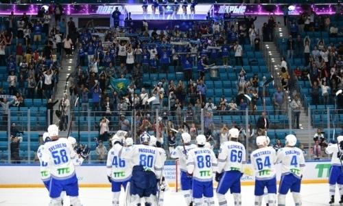 «Должен заинтересовать». КХЛ призвала «Барыс» реабилитироваться за два поражения
