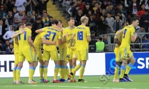 Видеообзор матча за выход в группу Лиги Европы, или Как «Астана» разгромила БАТЭ