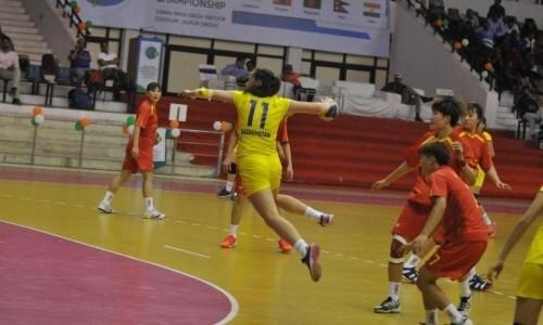 Казахстанские гандболистки уступили в первом матче чемпионата Азии