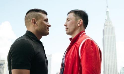 Наставник сборной Узбекистана назвал победителя боя Головкин — Деревянченко